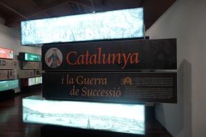 """Exposició """"Catalunya i la Guerra de Successió"""" al MAP"""