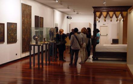 Una passejada al museu